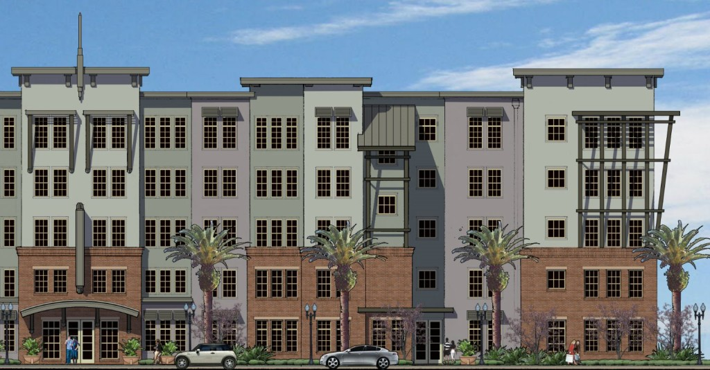 WESTSHORE APARTMENT SITE